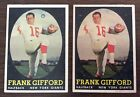 Frank Gifford Cards, Rookie Cards and Autographed Memorabilia Guide 8