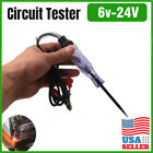 Circuit Tester 6-24v Electrical Auto Dc 12v 24v Probe Automotive Test Light