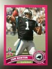 Cam Newton Rookie Cards Checklist and Autographed Memorabilia Guide 40