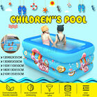 Kids Inflatable Pool Childrens Home Use Paddling Pool Swimming Pool For Toddler