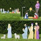 Outdoor Nativity Store Complete Outdoor Nativity Set Standard Color