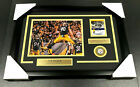 TJ WATT PITTSBURGH STEELERS SIGNED AUTOGRAPHED CARD FRAMED 8X10 PHOTO