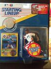 STARTING LINEUP 1991 BASEBALL VINCE COLEMAN EXTENDED. NEW YORK METS. VERY...