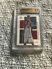 2002 SP Game Used YAO MING Rookie Bgs 9.5 Gem Mint Rc Hof Rockets