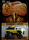 Hot Wheels 18th Annual Collectors Nationals DINNER Volkswagen T1 Rockster