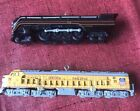 2 Hallmark Lionel Train locomotive ornaments from year 1999 and 2006