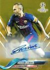 2017-18 Topps Chrome UEFA Champions League Soccer Cards 64
