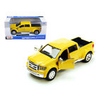 Ford Mighty F 350 Pick Up Truck Yellow 1 31 Diecast Model by Maisto 31213y