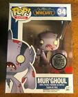 Funko Pop Games #34 - World of Warcraft - Mur'Ghoul 2014 BlizzCon Exclusive