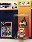 1994 Fred Mcgriff starting lineup Baseball figure toy Atlanta Braves MLB Padres