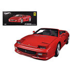 Ferrari F355 Spider Convertible Red Elite Edition 1 18 Diecast Car Model by Hotw