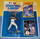 1990 FRED MCGRIFF Toronto Blue Jays Rookie *FREE s/h* Starting Lineup 1987 card