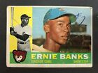 Ernie Banks Cards, Rookie Card and Autographed Memorabilia Guide 12