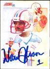 Warren Moon Cards, Rookie Cards and Autographed Memorabilia Guide 43