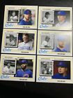 Topps 2016 TBT CUBS Then And Now Throwback Thursday 6 Card Set Banks Bryant RARE