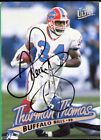 Thurman Thomas Cards, Rookie Cards and Autographed Memorabilia Guide 47
