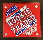 1988 SCORE ROOKIE & TRADED Baseball Factory Set out of case BIGGIO RC G7020517