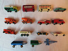 Set Of 15 Vintage Matchbox Lesney Die Cast Cars Made In England