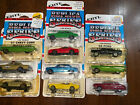 ERTL Die cast Replica CARS 1 64scale Lot Of 10 ALL MOC 65 Mustang More