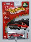 2004 HOT WHEELS HOLIDAY RODS RED 67 CAMARO LIMITED EDITION LARRY WOOD