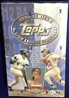 1996 TOPPS SERIES 2 HOBBY BASEBALL BOX 36 PACKS MICKEY MANTLE REFRACTORS