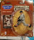 Starting Lineup Cooperstown Collection Ted Williams 1998 Series Boston Red Sox!