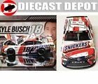 KYLE BUSCH 2020 SNICKERS WHITE 18 TOYOTA 1 24 ACTION