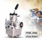 PHBL 26BS R2841 26mm Carburetor Dellorto For 2 4 Stroke Carb 50cc 300cc Engine