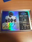 Contenders Football Rookie Ticket Autographs Visual History: 1998-2017 40