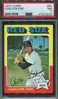 Carlton Fisk Cards, Rookie Card and Autographed Memorabilia Guide 8