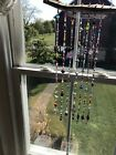 Handmade Beaded Suncatcher