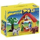 Kids Toy Christmas Nativity Stable Scene Toddler Fun Play Magic Holiday Gift