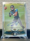 2014 Topps Chrome Football Rookie Autographs Guide 84