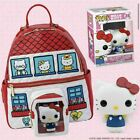 Loungefly NYCC 2020 Hello Kitty Funko Pop AND Backpack *IN HAND*