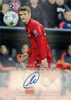 2015-16 Topps UEFA Champions League Showcase Soccer Cards - Review Added 6