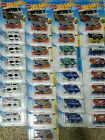 Hot Wheels kool kombi lot Of 33 not al cards perfect GREAT FOR CUSTOMS vw