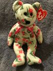 Ty Beanie Baby CINTA the Asia Pacific Exclusive Bear, Retired & New MWMT