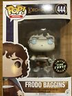 FunKo POP! Movies Lord of the Rings Frodo Baggins Chase Limited Edition