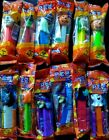 Fun Scary Lot 12 Pez Collectible Vampire Ghost Ghoul Pumpkin Bat Witch Dispenser
