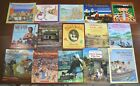Lot 15 THANKSGIVING THEMED Childrens Picture Books Native Americans Pilgrims G1
