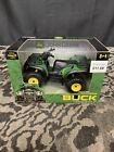 John Deere Buck Four Wheeler By Ertl 1 18th Scale