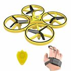 RC Drone Mini Infrared Induction Hand Control Altitude Hold 2 Controllers 74v