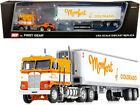 Kenworth K100 COE Flattop Reefer Colorado 1 64 Diecast DCP First Gear Cabover