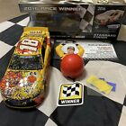 2016 Kyle Busch Autographed 18 MMs Red Nose Kansas Raced Win 1 24