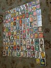 1973 To 1975 Wacky Packages Sticker Lot(122)