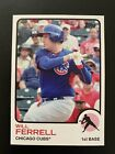 Will Ferrell Autographs in 2015 Topps Archives Baseball 19