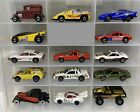Loose Lot Of 14 Mostly Vintage Blackwall Hot Wheels Tomica And Zee Diecast