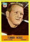 Top 10 Football Rookie Cards of the 1960s 31