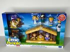 Fisher Price Little People Childrens Nativity Set 11 Figures