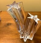 SIGNED STEUBEN SHOOTING STAR CRYSTAL PAPERWEIGHT